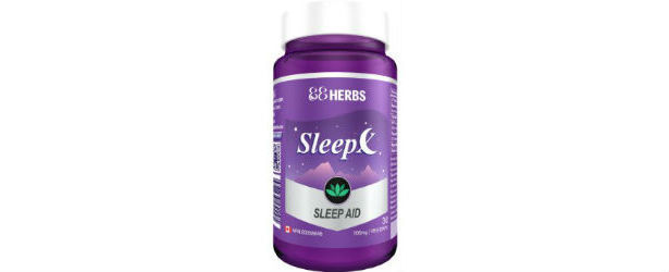 88 Herbs Sleep-X Natural Sleep Supplement Review