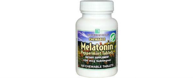 Nutrition Now Peppermint Melatonin Review