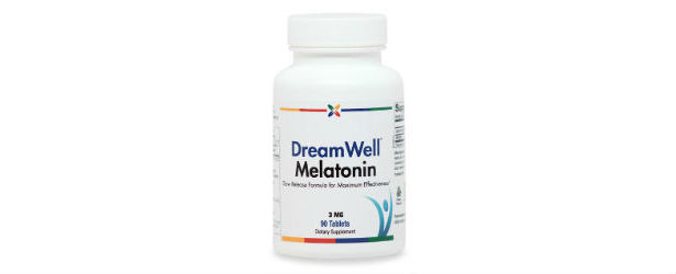 Stop Aging Now Dreamwell Melatonin Tablets Review