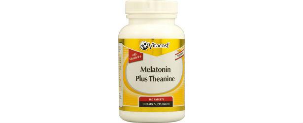 Vitacost Melatonin Plus Theanine Review