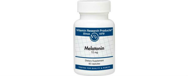 Vitamin Research Products Melatonin Review