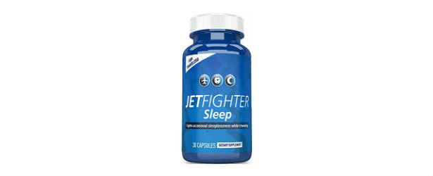 Jet Fighter Sleep Review