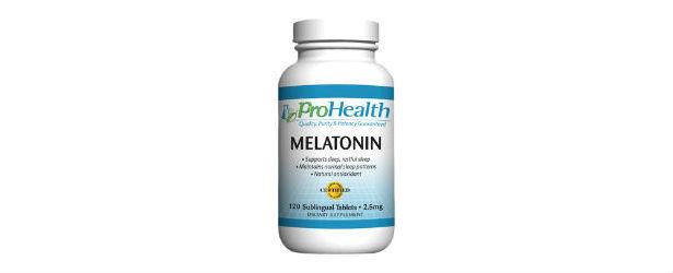 ProHealth Melatonin Review