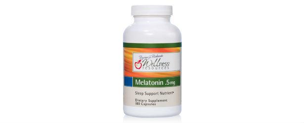 Wellness Resources Melatonin .5mg Review