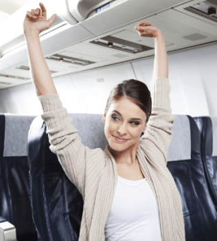 Positive Benefits of Exercise Against Jet Lag