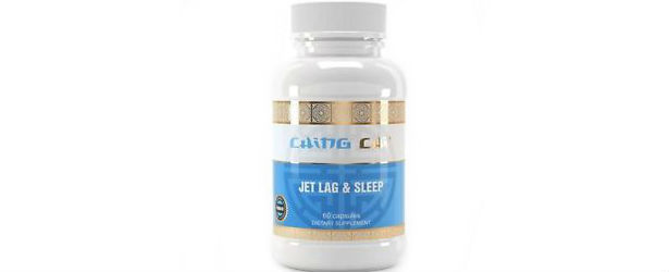 Ching Chi Jet Lag & Sleep Aid Review