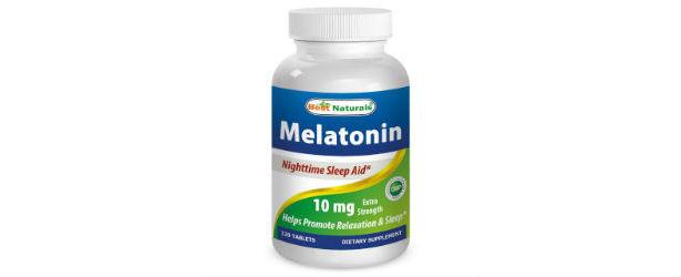 Best Naturals Melatonin 10 mg 120 Tabs Review
