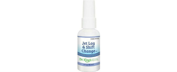 Dr. King's Jet Lag & Shift Change Review