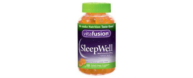 Vitafusion Sleep Well Gummy Vitamins Review