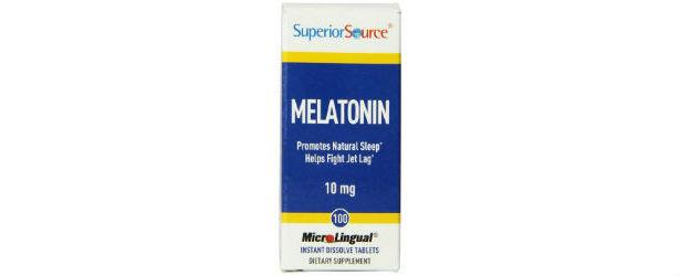 Superior Source Melatonin Nutritional Supplements Review