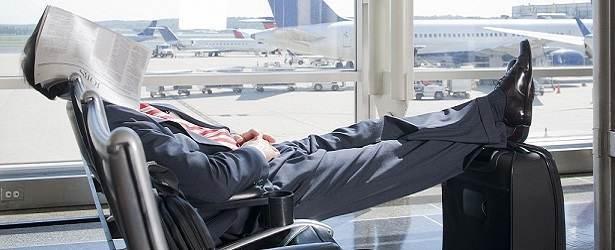 Don't Let Jet Lag Hurt Your Productivity
